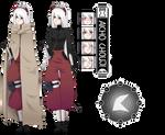 Aicho Chouji - Naruto OC