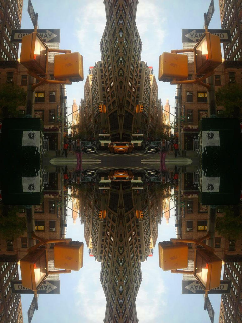 NYC by xAccidentalArtistx