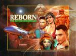 Splashpage for Reborn on-line RPG