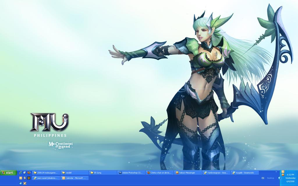 MU Desktop By OracleSaturn