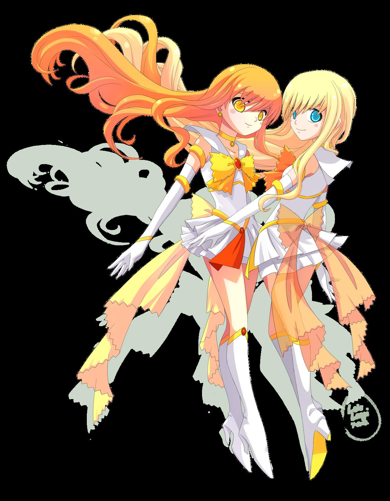 Sailor Sun By Oraclesaturn On Deviantart