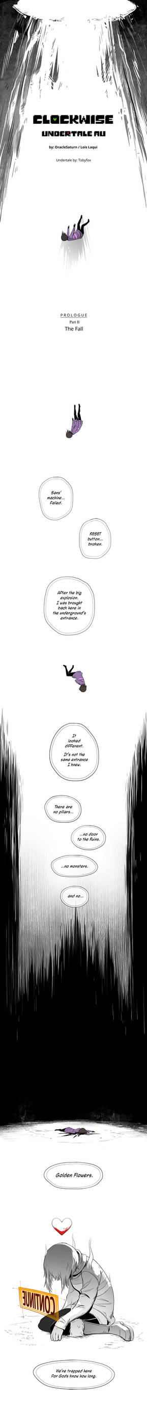 Clockwise: Prologue Part II page 1