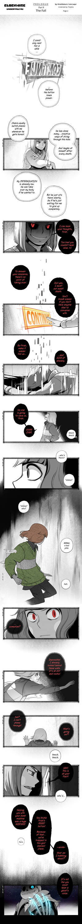Clockwise: Prologue Part II page 2