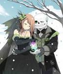 Clockwise Winter Wedding