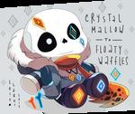 Crystal Mallow Plushie