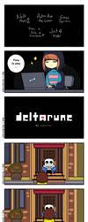 Deltaflirt by OracleSaturn