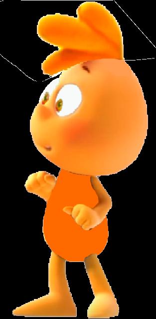 Orange by realbatboy13