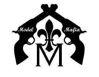 Model Mafia Logo by blackberrychampagne