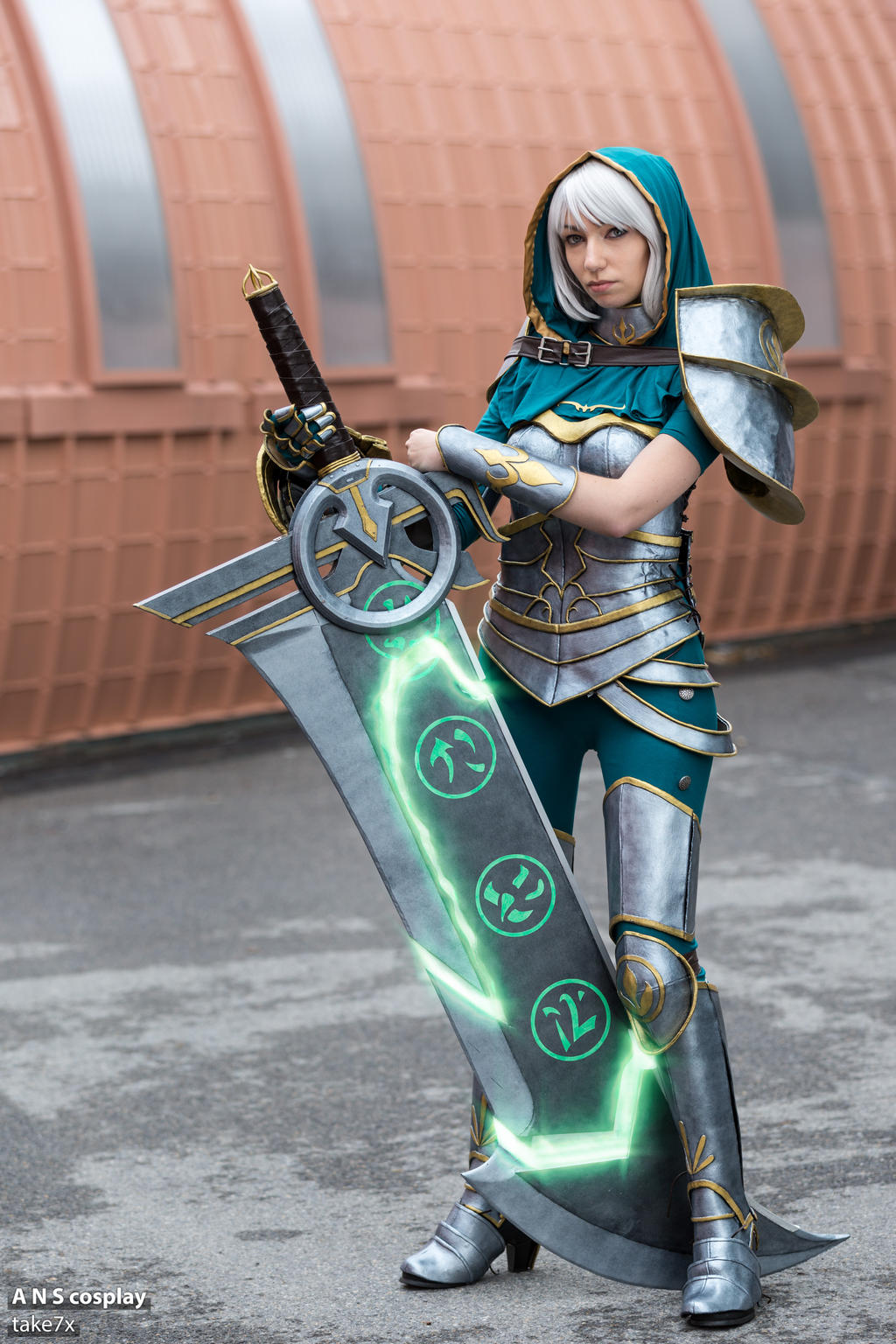 Redeemed Riven by Gabrielle-Erina