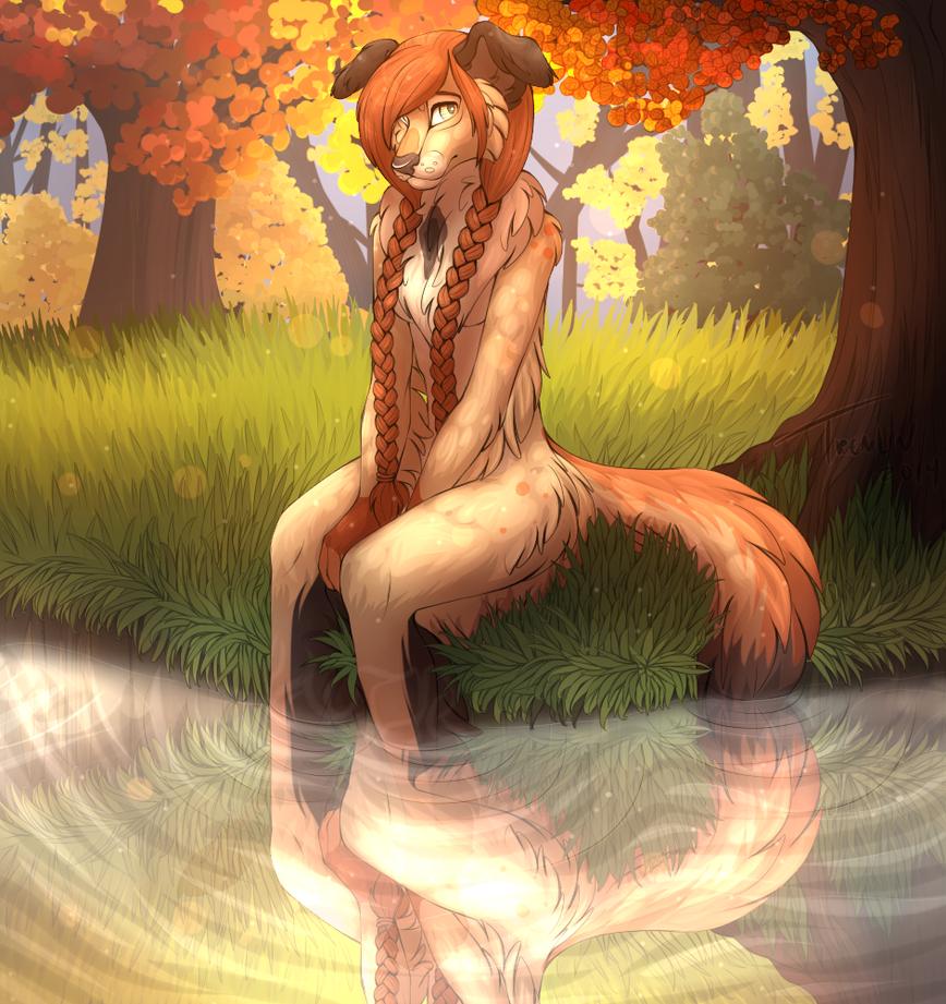 Autumn by Tremlin