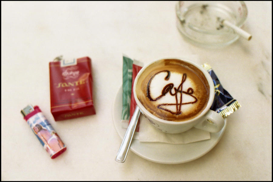 Paros Cafe