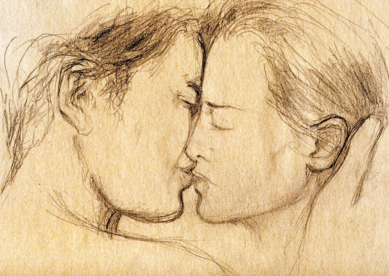 Kiss Me Again - Sketch...