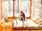 Winter Love by LittleSeaSparrow