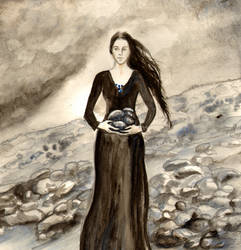 The Lady of Plovan