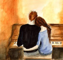 Clair de lune by LittleSeaSparrow