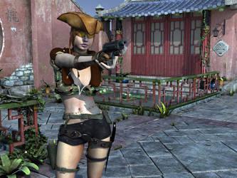 Gunslinger Girl : 04 by FFworkshop
