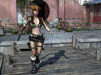 Gunslinger Girl : 11 IDL 20min by FFworkshop