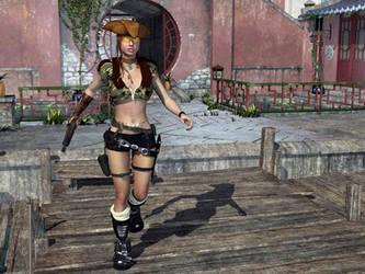 Gunslinger Girl : 11 Ani 33sec by FFworkshop