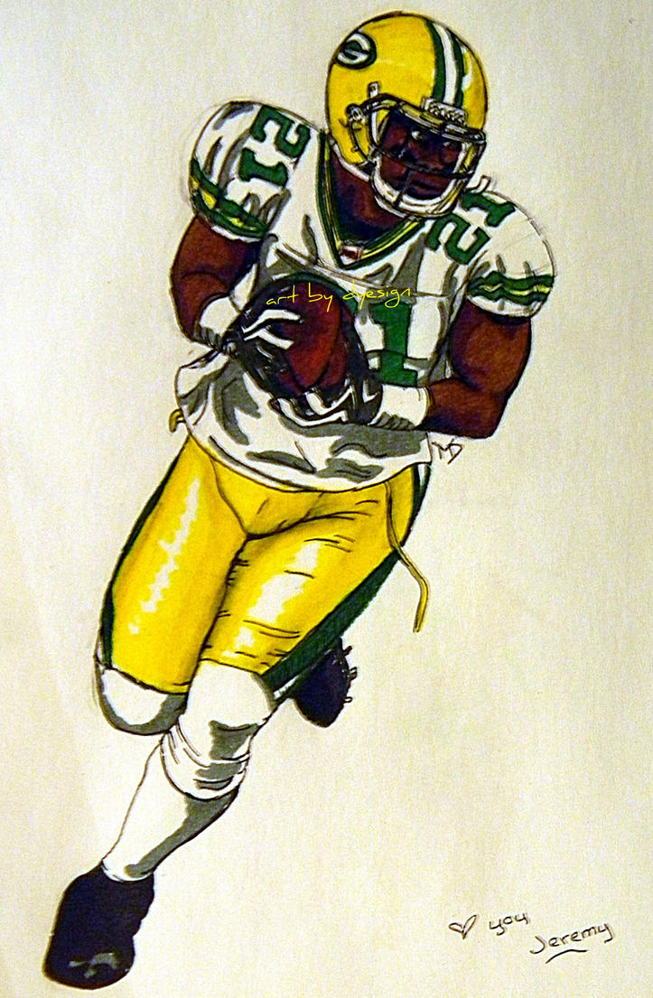Charles woodson by ladygagamonster1991 on deviantart - Charles woodson packers wallpaper ...