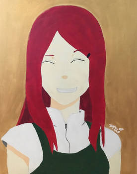 Kushina Painting