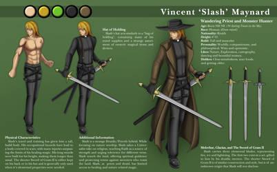 Slash Character Sheet