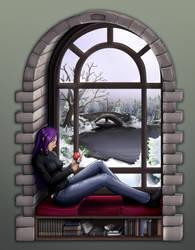 Naomi: Snowy Day by KayinNasaki