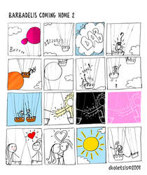 BARBADELIA STORY-coming home 2 by coclodo