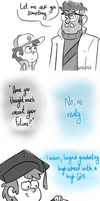 Let me ask you something, Alex.. by HaruTsukiyomi