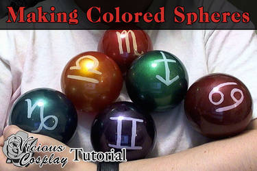 Tutorial: Making Colored Spheres