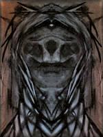 Alien Figure 1 by WeirdDarkness