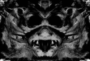 DARK FACE by WeirdDarkness