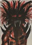 Spikey Red Demon