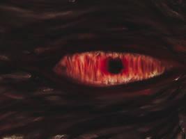 Eye Closeup by WeirdDarkness