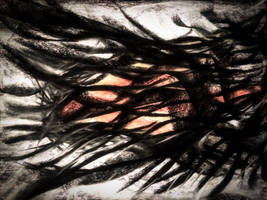Dark Twisted Abstract by WeirdDarkness