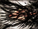 Dark Twisted Abstract