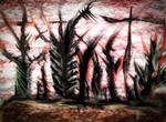 Hellish Abstract No 2