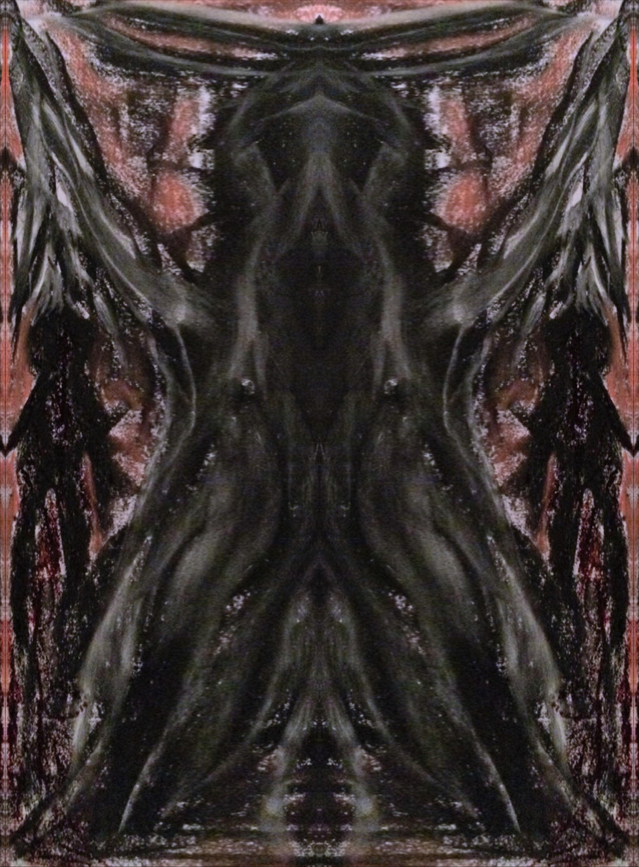 Untitled Demon by WeirdDarkness