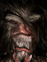 BIG MOUTHED DEMON by WeirdDarkness