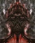Abstract Alien Face 2