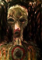 SUCKY MOUTH DEMON by WeirdDarkness