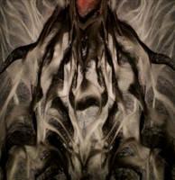 DARK ORGANIC ABSTRACT by WeirdDarkness