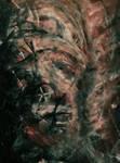 Dark Abstract Portrait