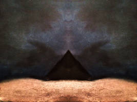 PYRAMID GOD by WeirdDarkness