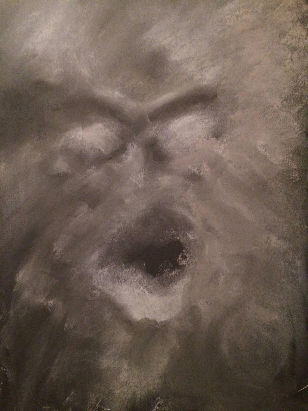 MURKY FACE by WeirdDarkness