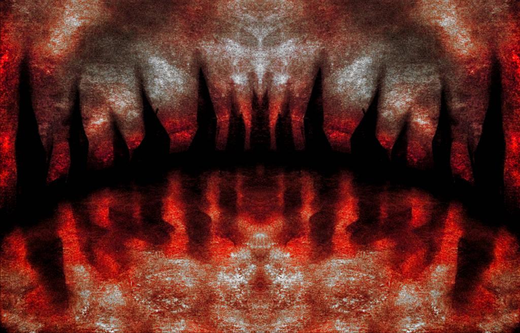 DEEP RED by WeirdDarkness