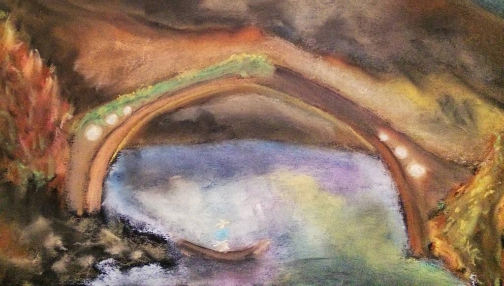 PONTY BRIDGE WALES by WeirdDarkness