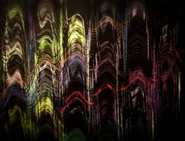 NEON LOOM by WeirdDarkness