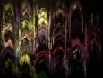 NEON LOOM by WeirdDarkness
