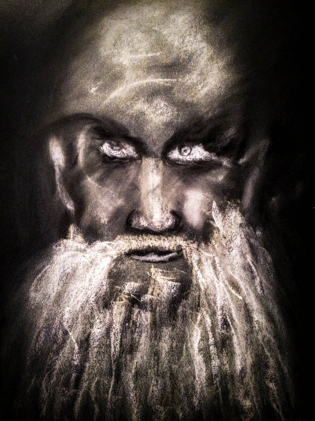 GNOME by WeirdDarkness