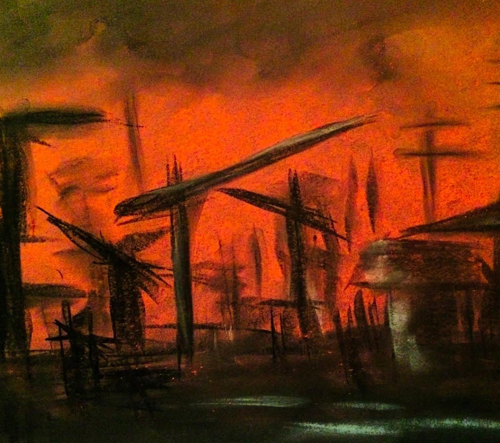 RED INDUSTRIAL